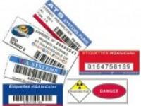 ABetiquettes - étiquettes code-barre aluminium