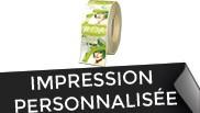 Etiquettes impression personnalisée